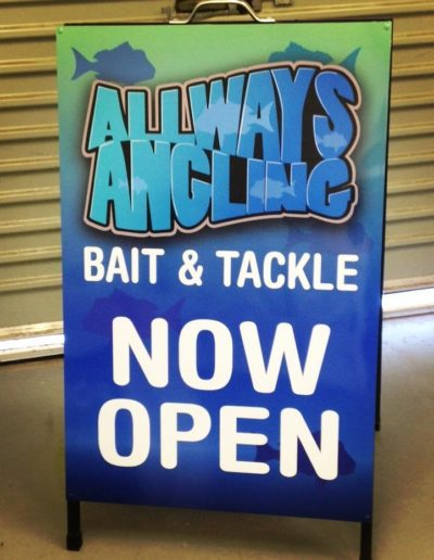 Looking-for-A-Frames-or-Sandwich-boards-Easyaz-makes-them-0Aalwaysangling-0Alongweekend-0Agonefishing-fishinggippsland